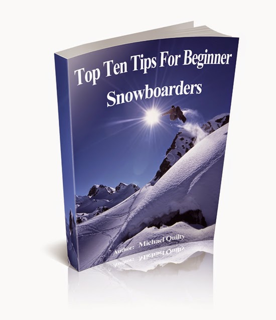 Top Ten Tips for Beinnger Snowboarders