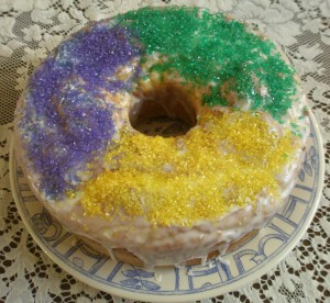 Gluten-Free King Cake by Art of Gluten-Free Baking