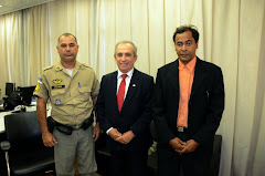 preocupada com os pms nos protestos a assp-pe- se reúne com o procurador geral de justiça do estado