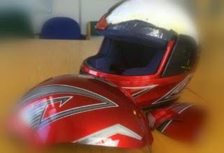 Hati-hati Saat Membeli Helm Lewat Toko Online