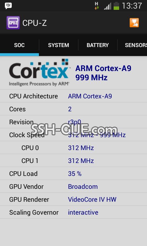 CPU Z: Cara Cek Spesifikasi Smartphone Android Secara Lengkap
