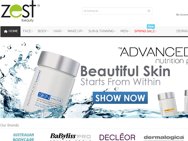 SS15 Beauty Must Haves With Zest Beauty
