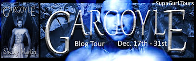{Review+G!veaway} Gargoyle by Shelley Martin