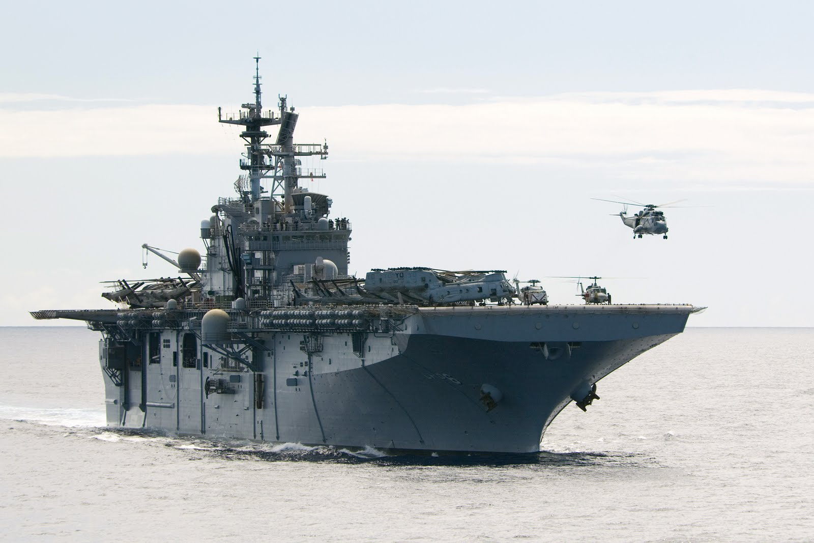 USS Bonhomme Richard