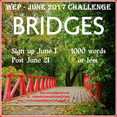 JOIN WEP IN JUNE FOR BRIDGES CHALLENGE!