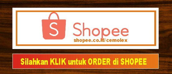 ORDER VIA SHOPEE