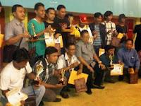 Batu asal Singingi dan Singingi Hilir Dominasi Juara Kontes Batu Akik Parbudpora