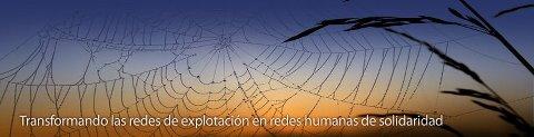 Transformando as redes de explotación en redes humanas de solidaridade