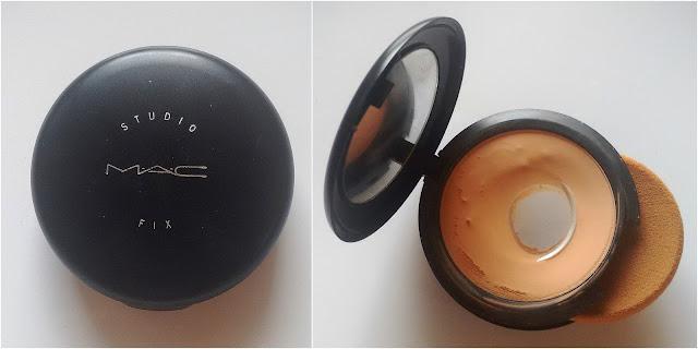 MAC Studio Fix Powder Foundation Review Swatch FOTD