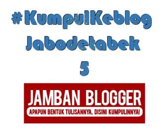 kumpulkeblog jamban blogger