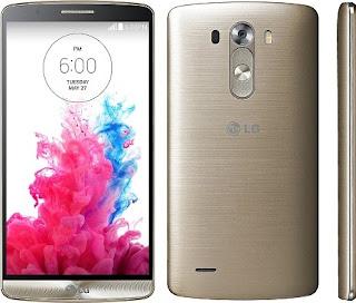 Spesifikasi LG G3 Beat