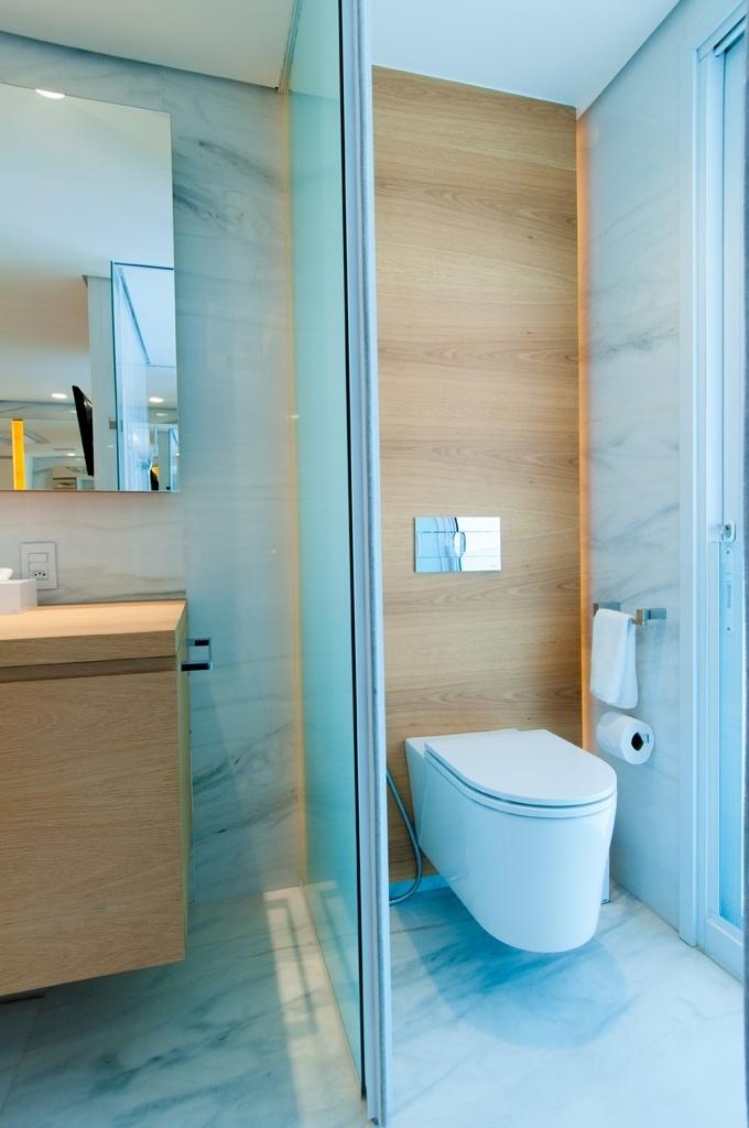Construindo minha casa clean vasos sanit rios suspensos for Sanitarios modernos
