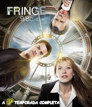 Fringe - 3ª Temporada Completa - HDTV Legendado
