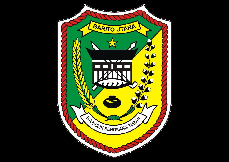 Download Logo Kabupaten Barito Utara Vector