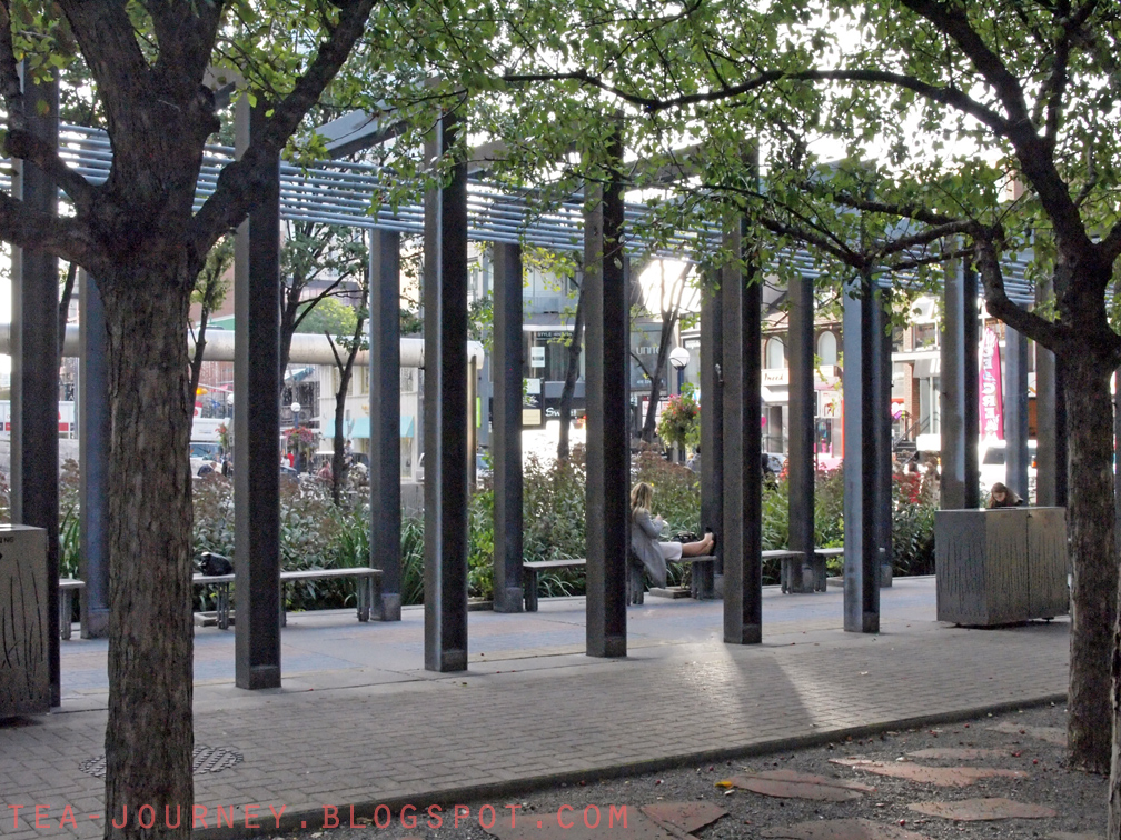village of yorkville park toronto urban oasis zen city