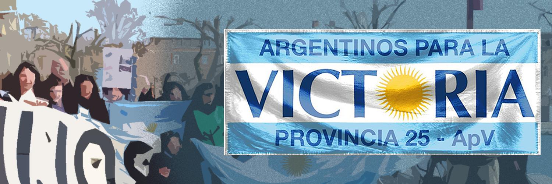 Argentinos para la Victoria Provincia 25