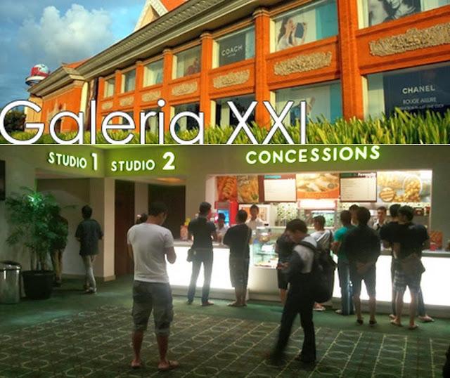 Galeria XXI Bali