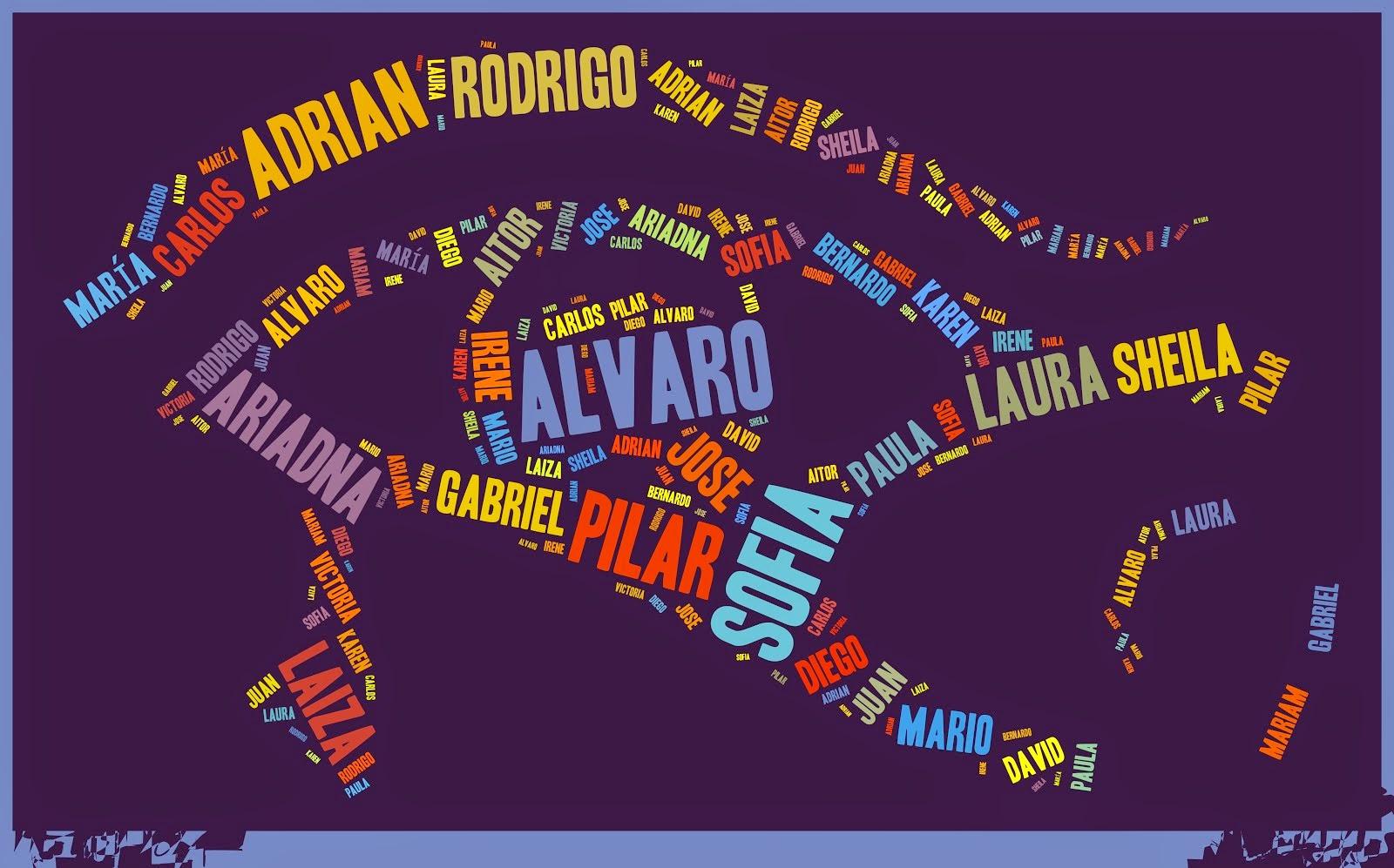 LOS AUTORES 2013/2014 6ºA