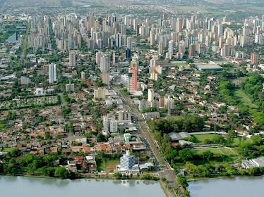 Londrina Skyline