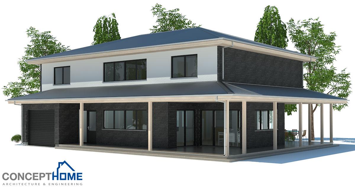contemporary house plans contemporary house design ch179