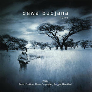 Dewa Budjana - Home