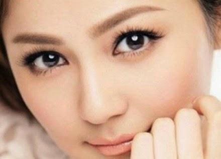Gambar Mata Indah Wanita Cantik Korea