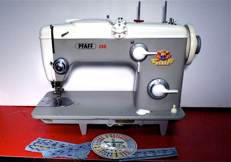 pfaff 260 sewing machine