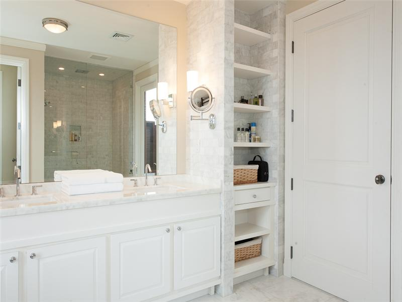 This is a timeless bathroom style that you won t have to worry about it  looking dated in a few years. To da loos  Ritz Carlton  Cayman Island golf course bathrooms anyone
