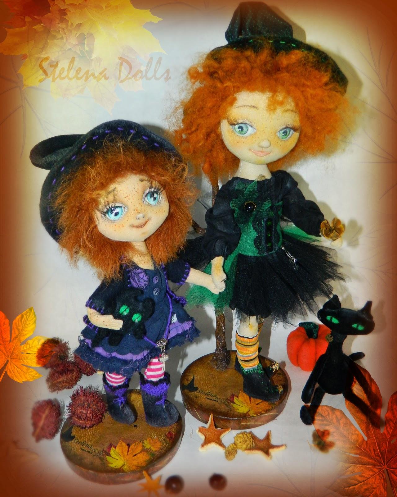 ведьма хеллоуин