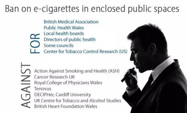 Wales Cadang Haram Penggunaan Rokok Elektronik Di Tempat Awam, Kita Bila Lagi