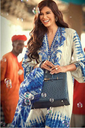 Sana Safinaz Spring Lawn Collection 2012
