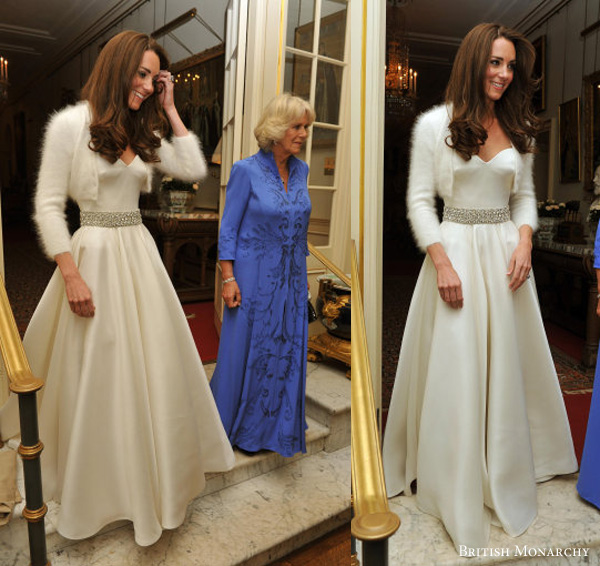 Topaz horizon duchess catherine 39 s most popular dresses for Sarah seven used wedding dress