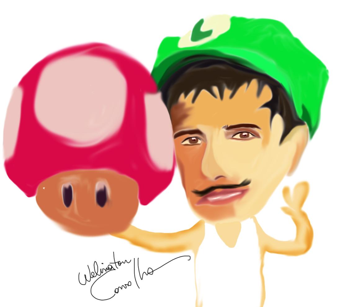 I'ts me Luigi