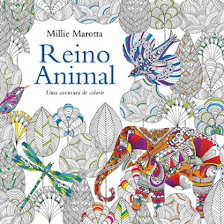 REINO ANIMAL (Millie Marotta)