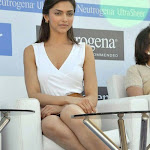Deepika Padukone at Neutrogena Launch
