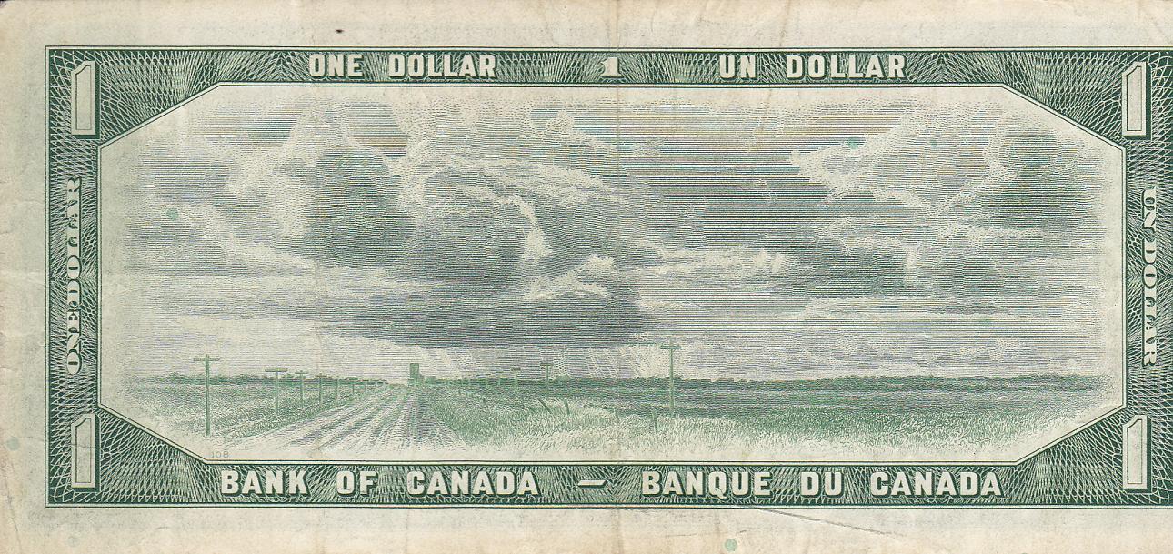 2 dollar bill back. canadian 20 dollar bill back.