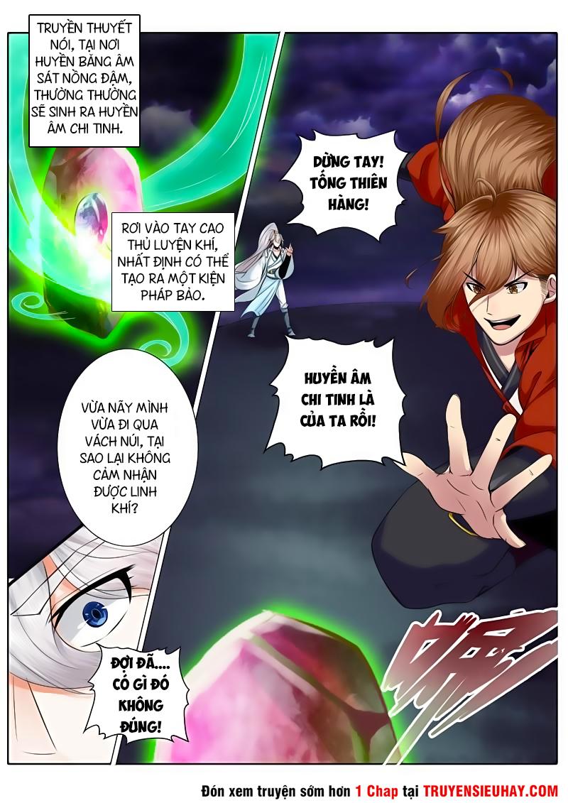 Chư Thiên Ký Chapter 18 - Hamtruyen.vn