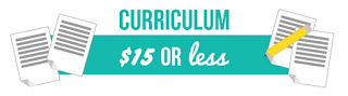 Curriculum for $15 or Less