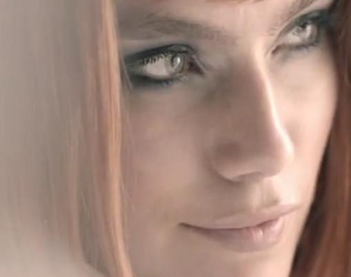 Девушка из рекламы мороженого экстрэм фото
