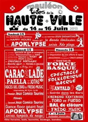 Fêtes de la Haute-Ville 2013