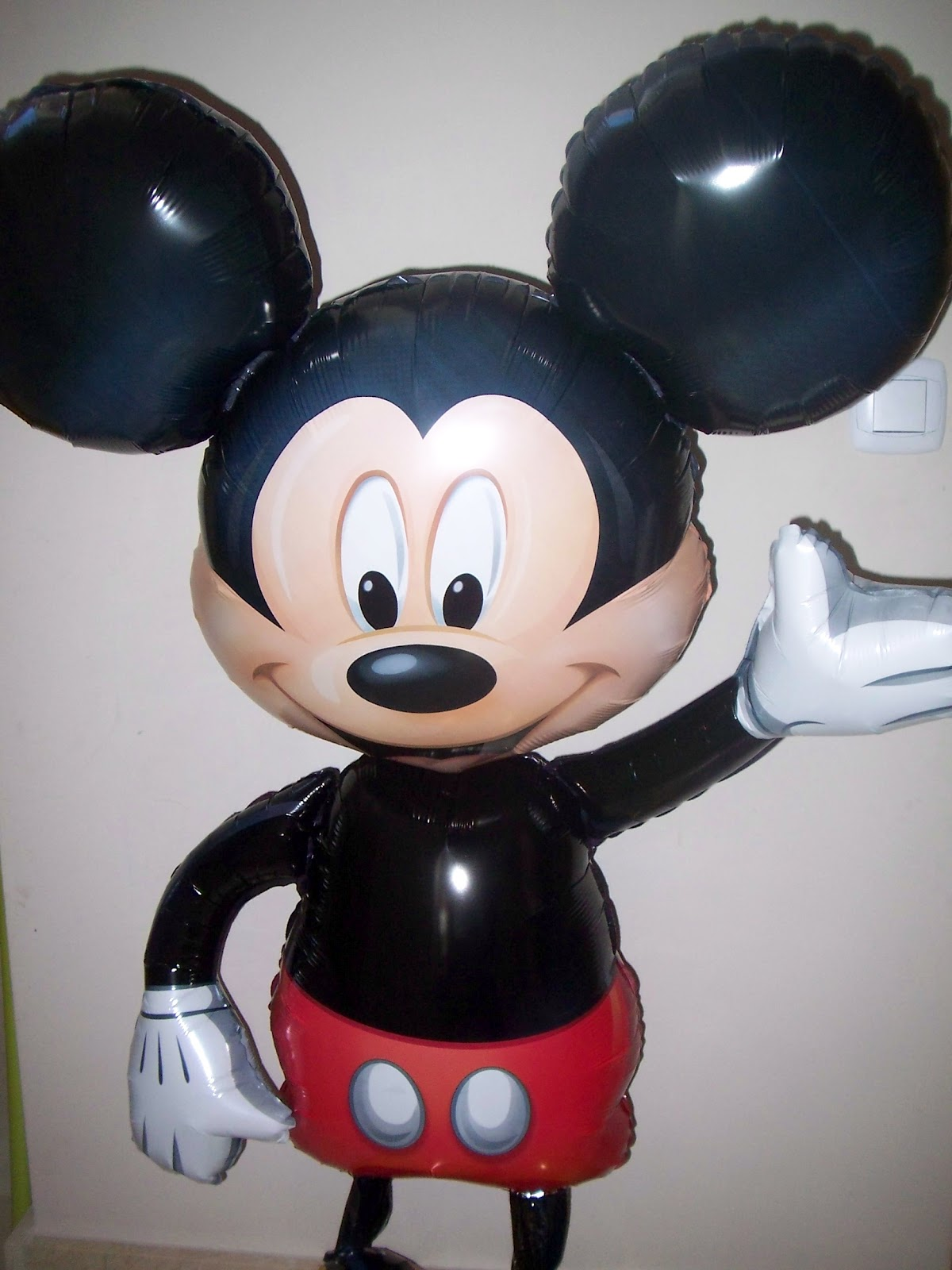 MI RINCONCITO: ¡CUMPLE MICKEY MOUSE!