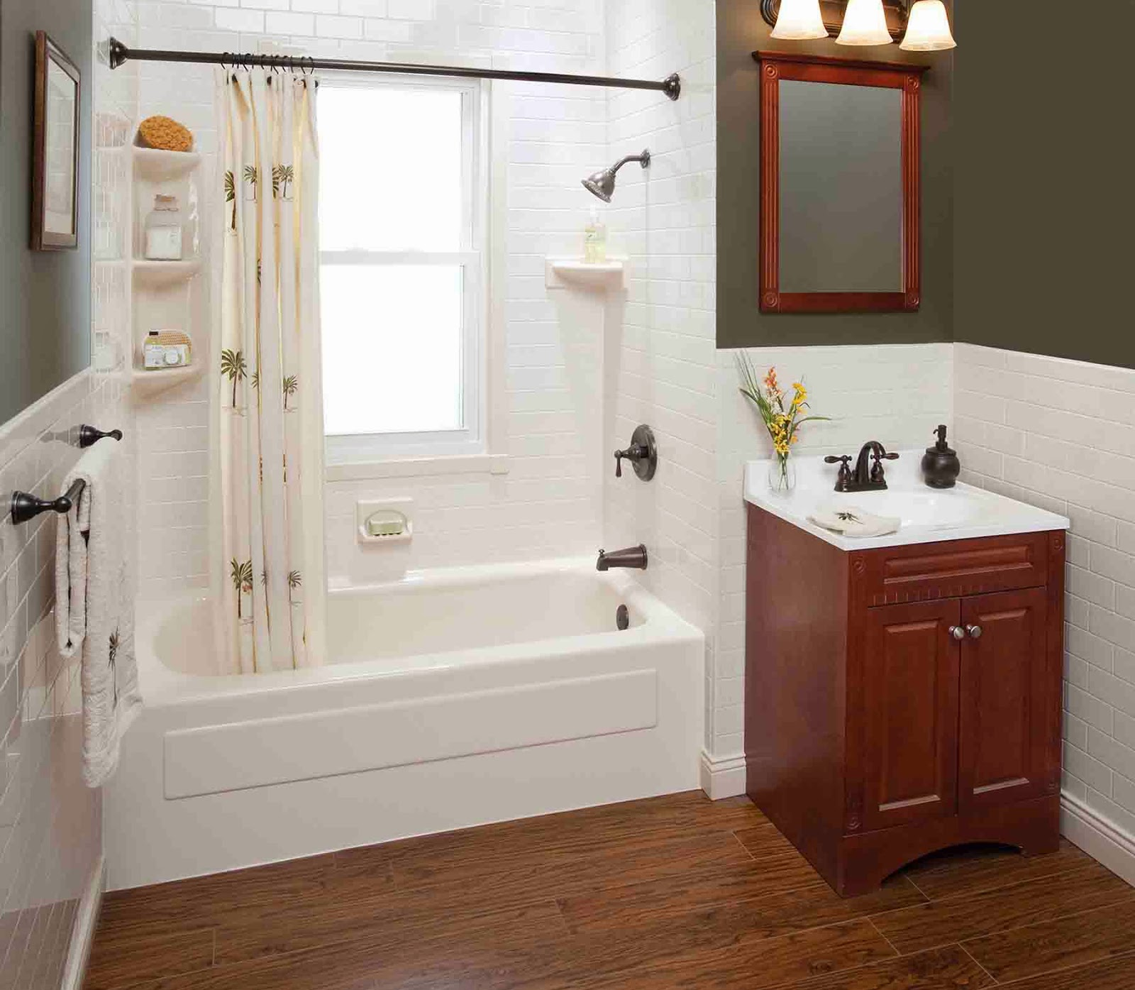 bathroom remodels on a budget