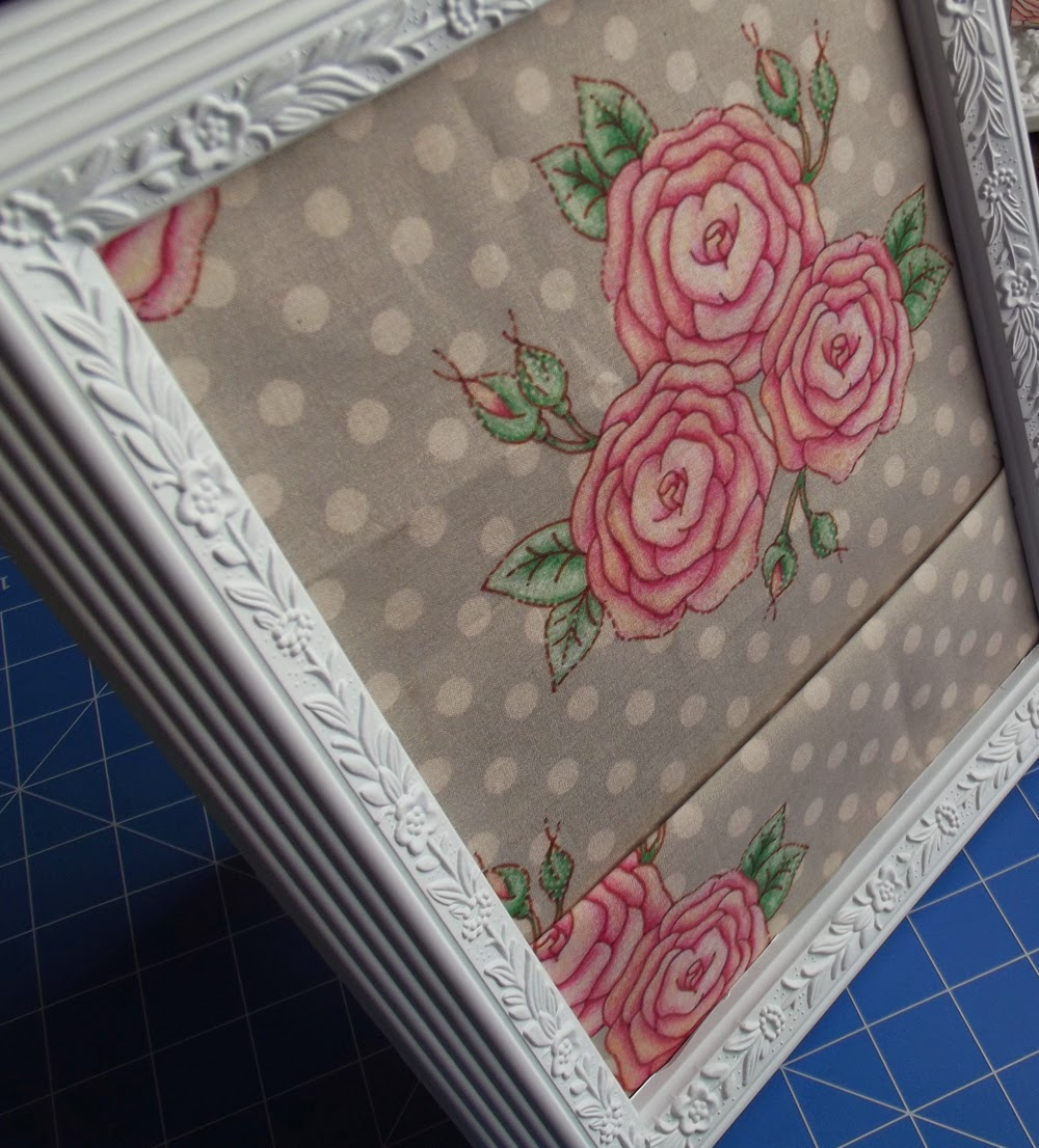 frame fabric pocket cutting mat
