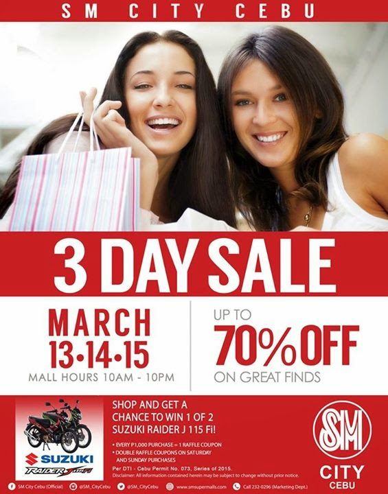 SM-City-Cebu-March-2015-3-Day-Sale-