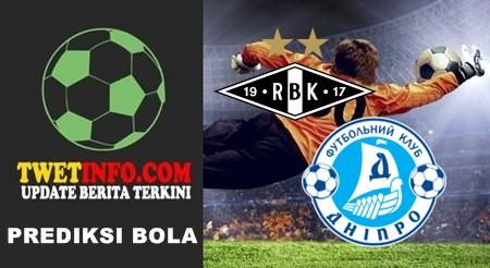 Prediksi Rosenborg vs Dnipro