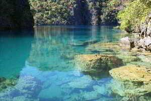 Soñar con agua cristalina