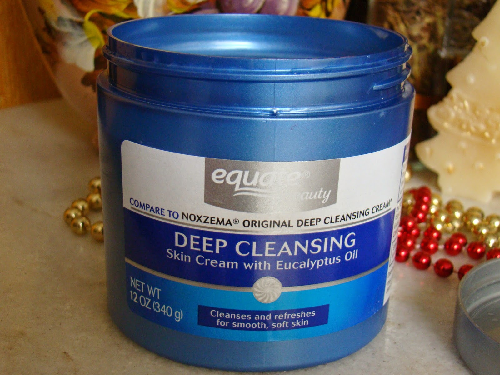 Creme para limpeza Deep Cleansing Equate