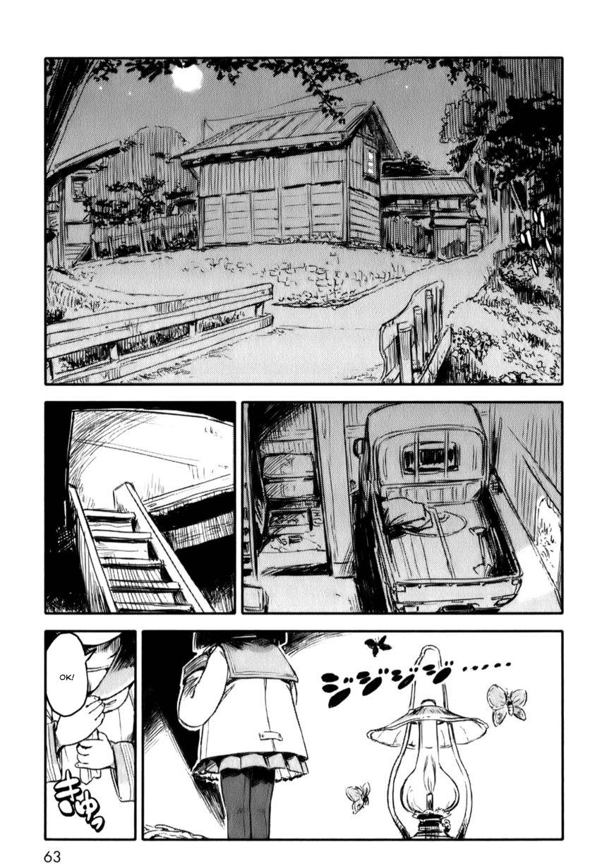 Neko Musume Michikusa Nikki Chapter 8 - Hamtruyen.vn