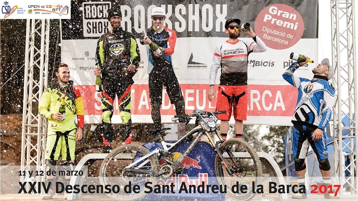 XXIV DESCENSO SANT ANDREU DE LA BARCA