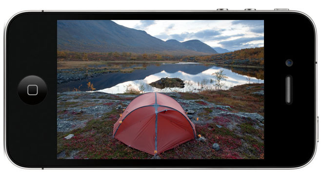 5 iPhone apps for camping